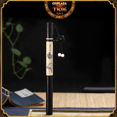 Ống đựng nhang gỗ tự nhiên dạng bút cổ điển TK06