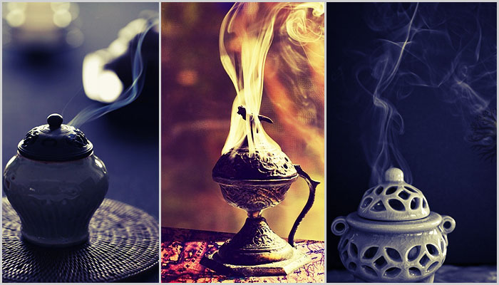 Cách đốt trầm hương xông nhà hiệu quả