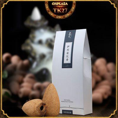 Nhang nụ trầm hương khói ngược cao cấp dùng cho thác khói trầm hàng xuất khẩu TK27